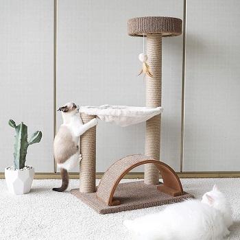 Fukumaru Cat Tree Of Medium Size