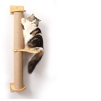 Fukumaru Slim Cat Tower Wall Mount Summary