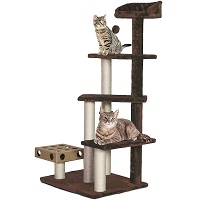Furhaven Spiral Tower For Cats Summary