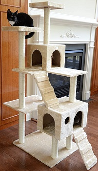GleePet GP78700621 Cat Tree Tower Review