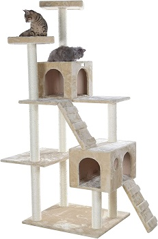 GleePet GP78700621 Cat Tree Tower