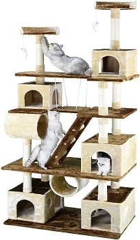 Go Pet Club 87'' Tree For Cats Review