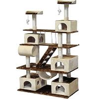 Go Pet Club 87'' Tree For Cats Summary