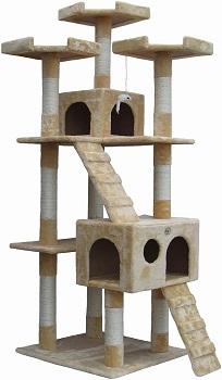 Go Pet Club Cat Furniture Tree Review