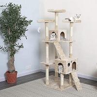 Go Pet Club Cat Furniture Tree Summary