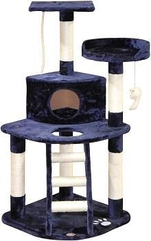 Go Pet Club Cat Tree Condo House review