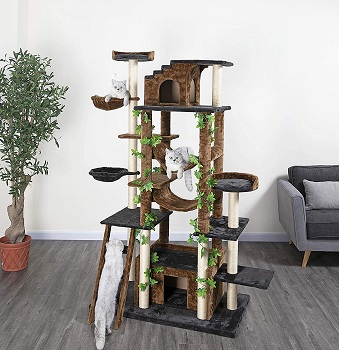 Go Pet Club Cat Tree Furniture Review