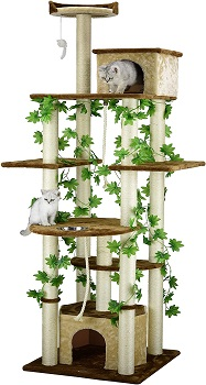 Go Pet Club Forest Cat Tree