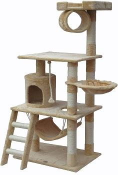 Go Pet Club Multi-Cat Cat Tree Review