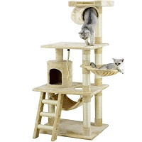Go Pet Club Multi-Cat Cat Tree Summary