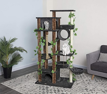 Go Pet Club Real Cat Tower Review