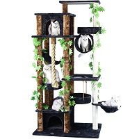 Go Pet Club Real Cat Tower Summary