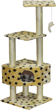 Go Pet Club Tree For Cats Review