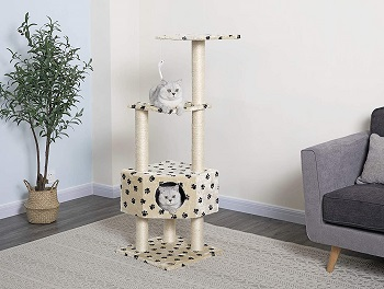 Go Pet Club Tree For Cats