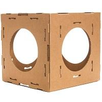 Golden Tech Cat Cube summary