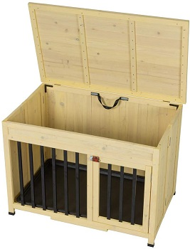 Good Life Foldable Wood Dog Crate Review