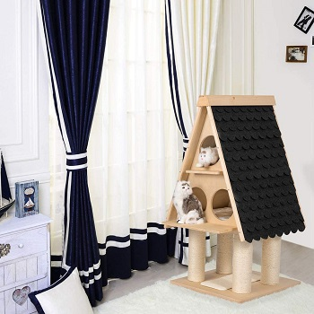 Good Life Modern Deluxe Cat Tree Review