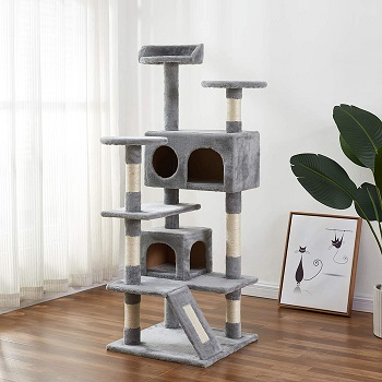 Hovtoil Most Expensive Cat Tower Review