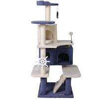 Hyabi Cat Tree Condo With Wheel Summary