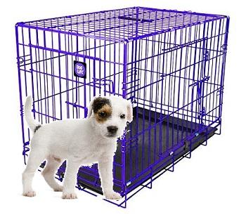 James & Steel My Pet Dog Crate