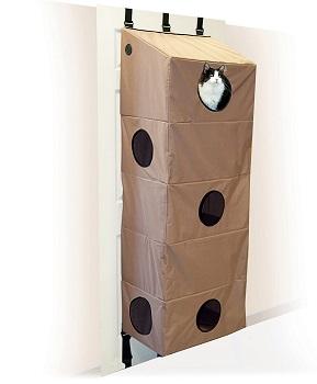 K&H Door Hanging Cat Condo Review