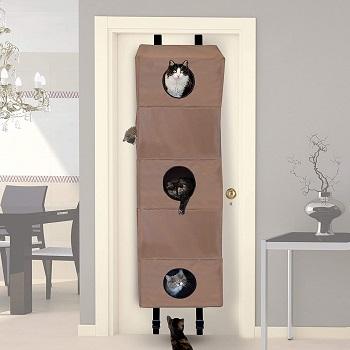 K&H Door Hanging Cat Condo