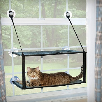 K&H EZ Mount Cat Window Sill Review