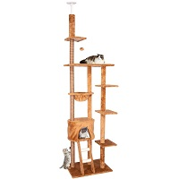 Kinbor Sisal Scratching Cat Tower Summary