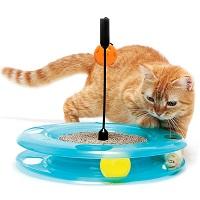 Kitty City Cat Toy summary