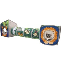 Kitty City Collapsible Cat Jungle Summary
