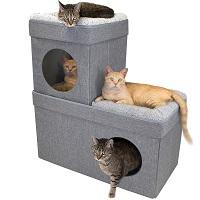 Kitty City Simple Cat Condo Summary