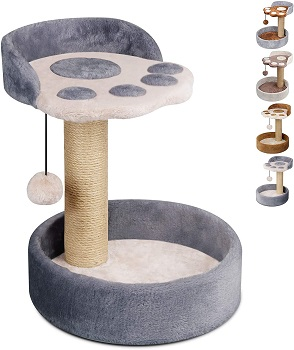 Korimefa Small Tree For Cats Review