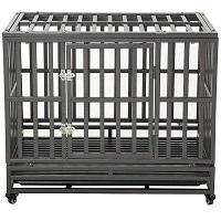 LUCKUP Heavy Duty Dog Crate Summary