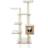 Lazzy Buddy 5 Level Cat Tree Summary