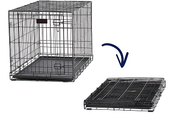 Life Stages Small Folding Crate