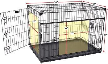 Lucky Dog Sliding Door Crate Review
