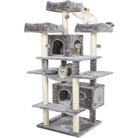 MSMask Fun Tower For Cats Summary
