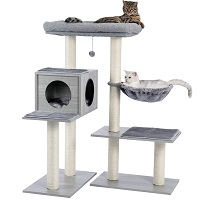 Made 4 Pets All-In-One Cat Tower SUmmary