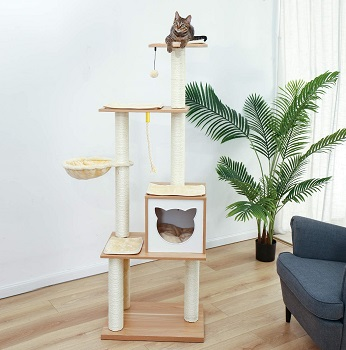 Made4Pets Cat Tree review