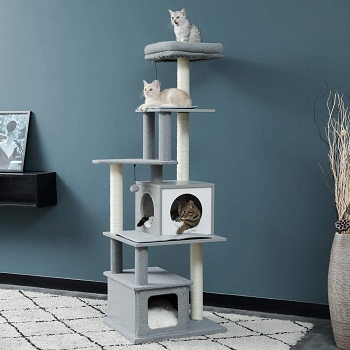 Made4Pets Elegant Cat Tower Review