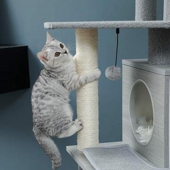 Made4Pets Elegant Cat Tower