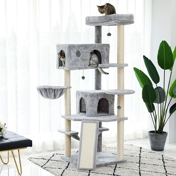 Made4Pets Multi-Level Cat Tower