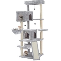 Made4Pets Multi-Level Cat Tower Summary