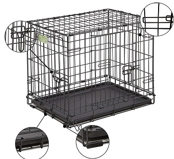 MidWest Homes For Pets Wire Dog Crate Review