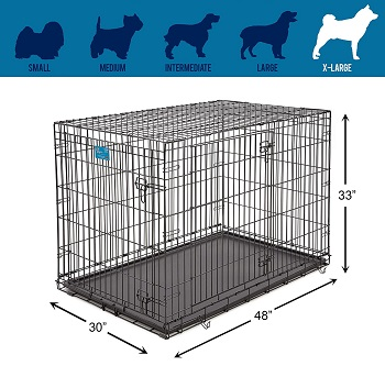 MidWest Life Stages Folding Crate Review