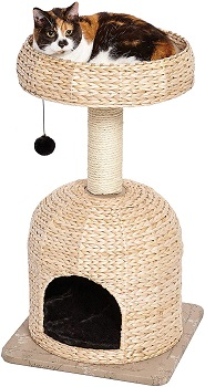 MidWest Sphere Cat Tower Review