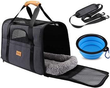 Morpilot Pet Travel Carrier Bag Review