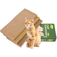 NN 3 in 1 Cat Scratcher  summary