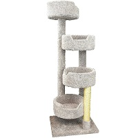 New Cat Condos Deluxe Cat Tower Summary