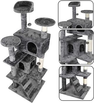 Nova Microdermabrasion Multi-Cat Tower Review